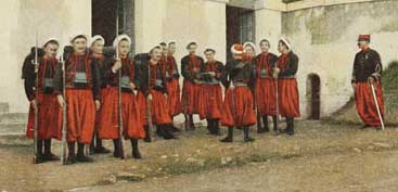 Zouave Painting Guide