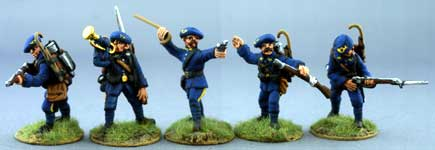 Chasseurs Alpins Painting Guide