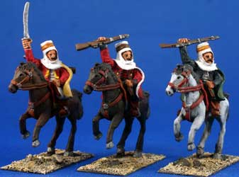 Berber Cavalry Leaders