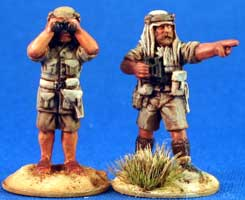 LRDG Road Watchers