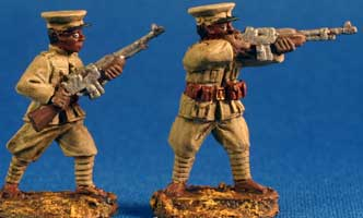 Imperial Guard BAR Gunners