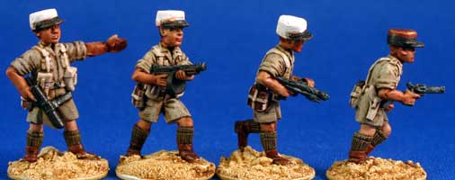 Free French Foreign Legion Command