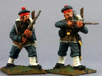 Fusiliers Marins 1871 (with packs)
