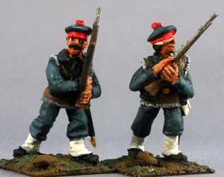 Fusiliers Marins 1871 (without packs)