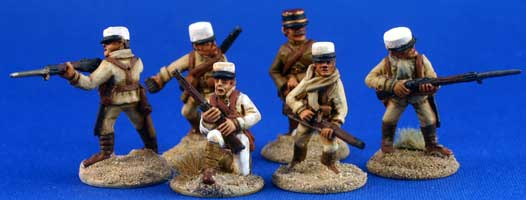 Foreign Legion, 1920s khakis (Unit Pack)