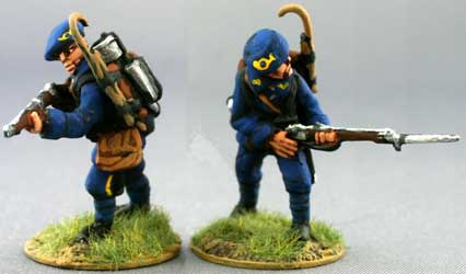 Chasseurs Alpins Infantry