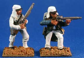 Foreign Legion, Classic Lewis Gunners