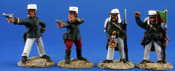 Foreign Legion Classic Command