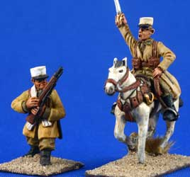 Foreign Legion Cavalry Painting Guide