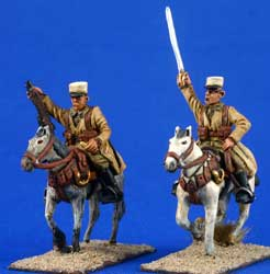 Foreign Legion Cavalry