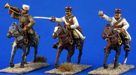 Foreign Legion Cavalry Command - Click Image to Close