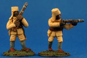 German Askari Infantry - Click Image to Close