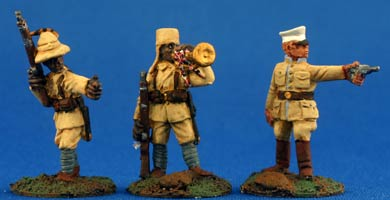 German Askari Infantry Command