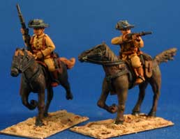 German Mounted Schutztruppe