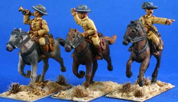 German Mounted Schutztruppe Command
