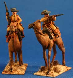 German Camel Mounted Schutztruppe