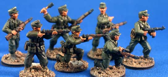 Gebirgsjaeger Rifle Team