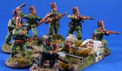 Bosnian SS Mountain Troops