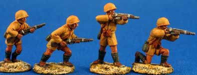 Italian Infantry Group