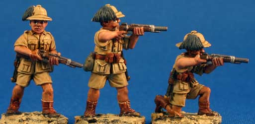 Bersaglieri Infantry - Click Image to Close
