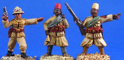 Eritrean Askaris Command