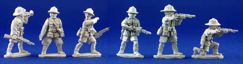 Italian Infantry Unit Special