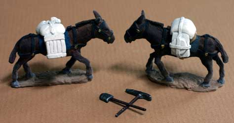 Prospector's/Explorer's Mules - Click Image to Close