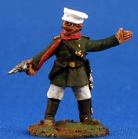 Russian Infantry Officer