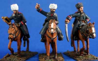Caucasian Cossack Command