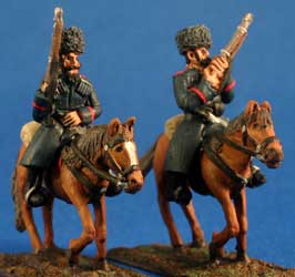 Circassian Cossack Cavalry