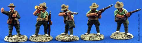 Spanish Foreign Legion Painting Guide