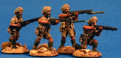 Sikh Infantry - Click Image to Close