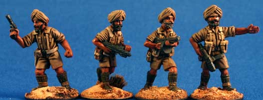 Sikh Infantry Command - Click Image to Close