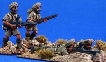 Sikh Bren teams