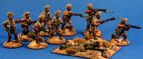Sikh Rifle Section