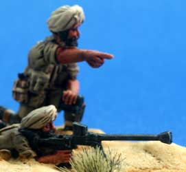 Sikh Boys Anti-tank gun team