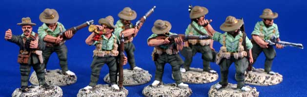 Spanish Foreign Legion Unit Pack