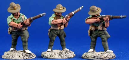 Spanish Foreign Legion Riflemen