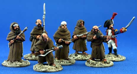 Spanish Guerilla Monks